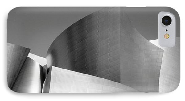 Low Angle View Of A Building, Walt IPhone Case by Panoramic Images
