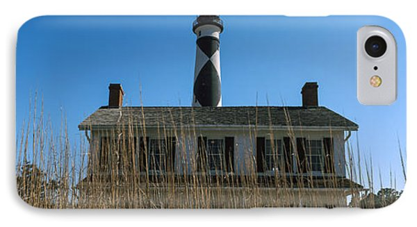 Low Angle View Of Cape Lookout IPhone Case