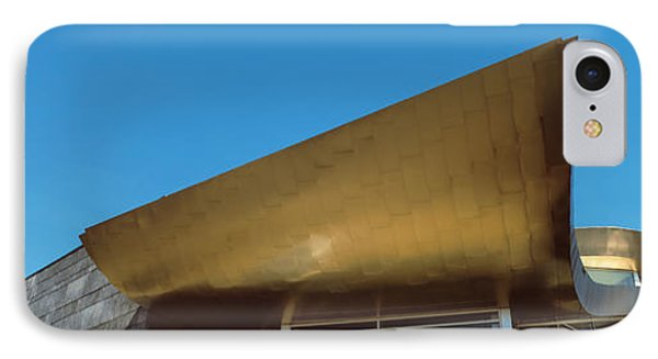 Low Angle View Of The Hunter Museum IPhone Case by Panoramic Images