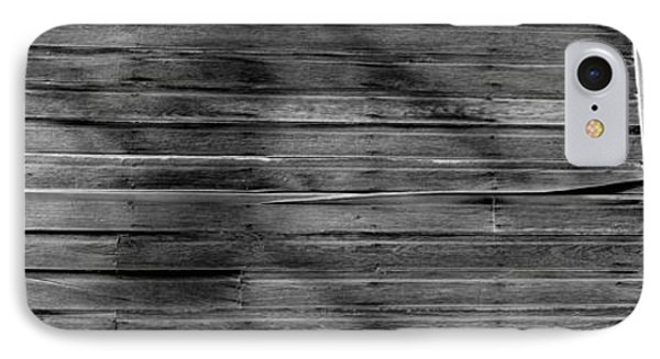 Low Angle View Of The Window Of A Log IPhone Case by Panoramic Images