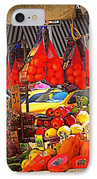 Low-hanging Fruit IPhone Case by Miriam Danar