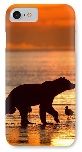 Low Tide IPhone Case by Aaron Whittemore
