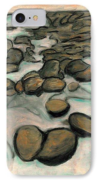 Low Tide Phone Case by Carla Sa Fernandes