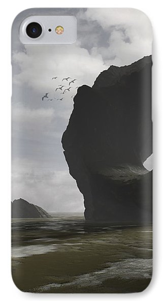 Low Tide IPhone 7 Case by Cynthia Decker