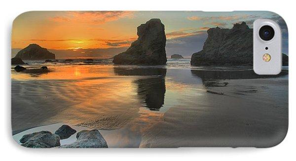 Low Tide Giants Phone Case by Adam Jewell