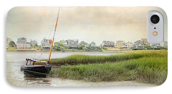 Low Tide On The Basin IPhone Case by Karen Lynch