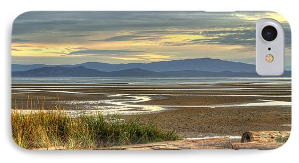 Low Tide IPhone Case by Randy Hall