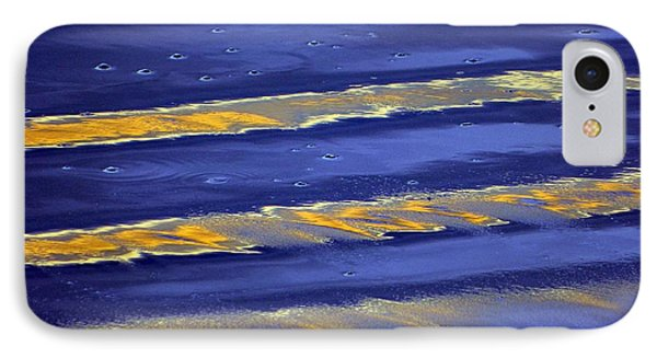IPhone Case featuring the photograph Low Tide Reflections by Everette McMahan jr