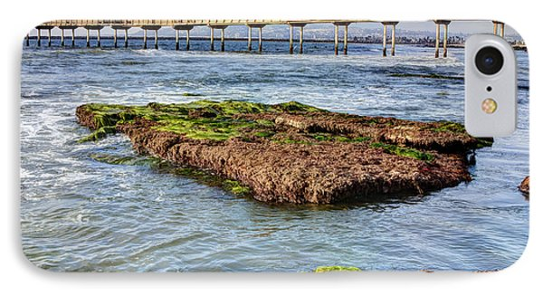 Low Tide IPhone Case by Photographic Art by Russel Ray Photos