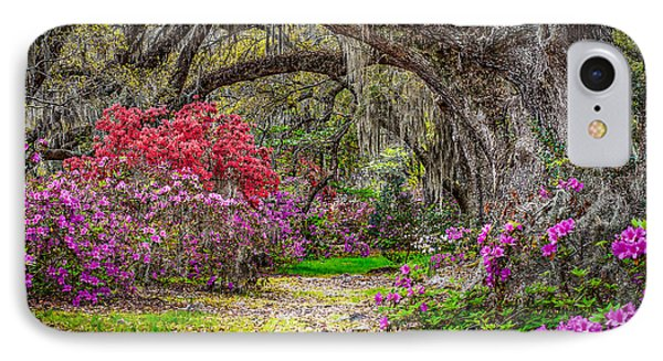 Lowcountry Spring Phone Case by Steve DuPree