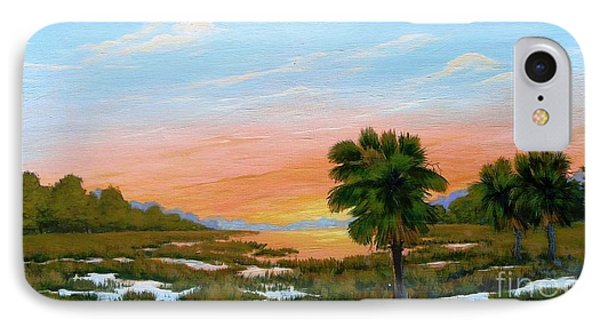 Lowcountry Sunrise IPhone Case