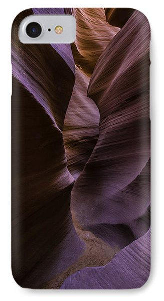 Lower Antelope Canyon Phone Case by Larry Marshall