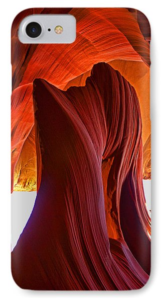 IPhone Case featuring the photograph Lower Antelope Keyhole - Phone Version by Gregory Scott