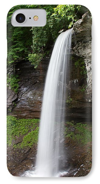 Lower Fall At Hills Creek IPhone Case