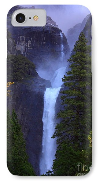 Lower Yosemite Falls IPhone Case by Patrick Witz