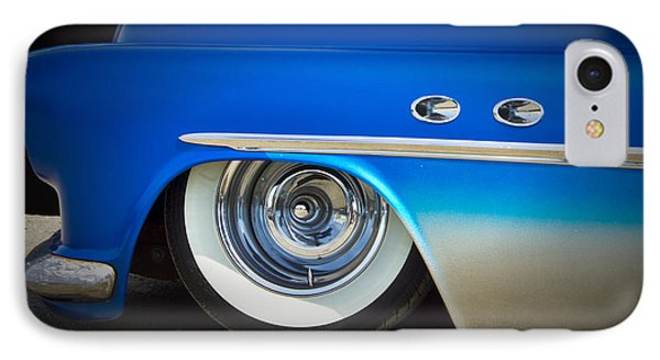 Lowered Buick IPhone Case by Ron Roberts
