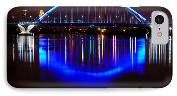 IPhone Case featuring the photograph Lowry Bridge by RC Pics