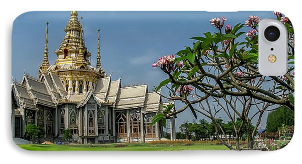 Luang Phor Toh Temple IPhone Case