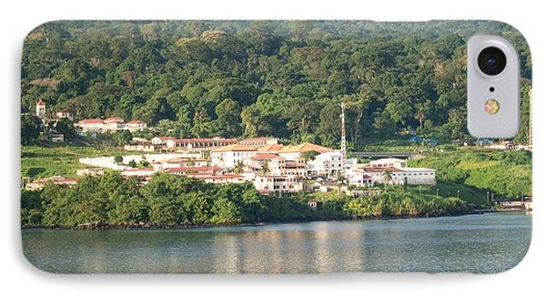 Luba On Island Of Bioko In Equatorial Guinea  IPhone Case