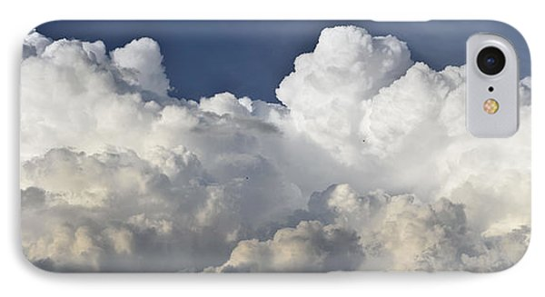 Lubbock Cloud Formation IPhone Case by James W Johnson