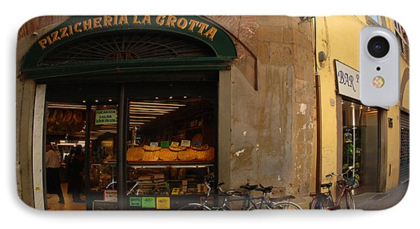 Lucca Italy Phone Case by Bob Christopher