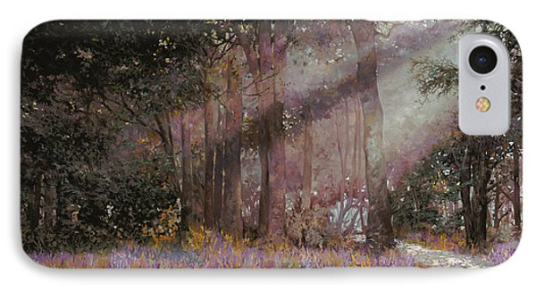 Luci IPhone Case by Guido Borelli
