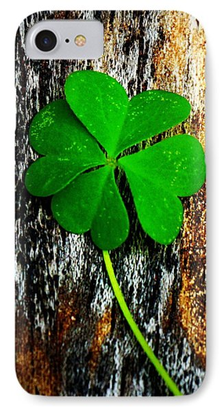Luck IPhone Case