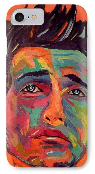 Lucky IPhone Case by Arturo Garcia
