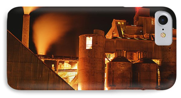 Ludington Refractory West Side IPhone Case