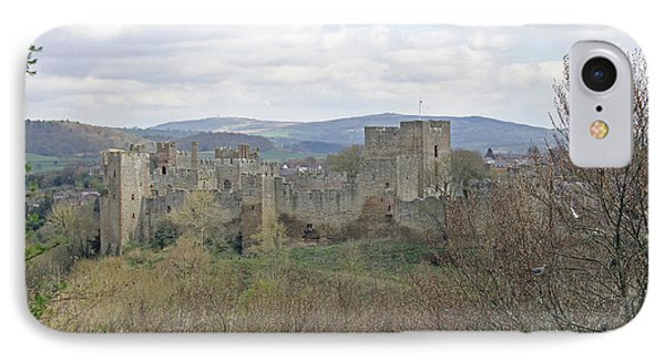 Ludlow Castle IPhone Case by Tony Murtagh