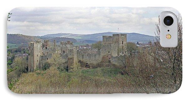 Ludlow Castle IPhone Case