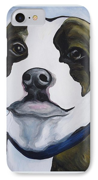 Lugnut Portrait IPhone Case