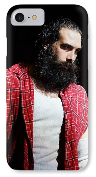 Luke Harper IPhone Case