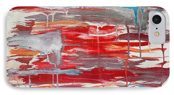 Lukisan IPhone Case by Brett Pfister