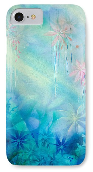 Luminous Garden Phone Case by Michelle Wiarda