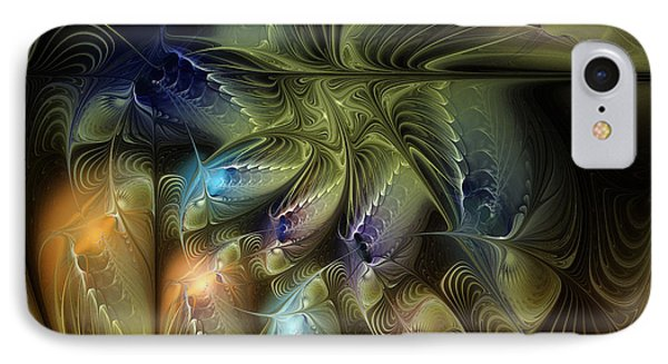 Luminous Star IPhone Case by Karin Kuhlmann