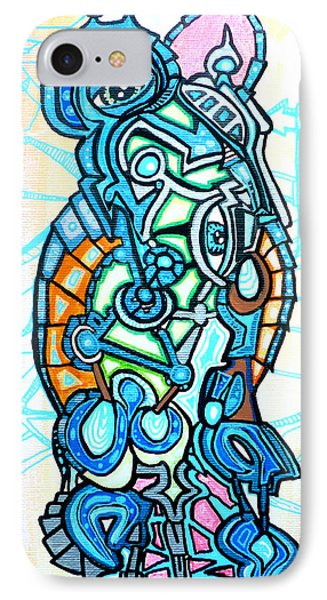 Luminous Vessel IPhone Case by Larry Calabrese