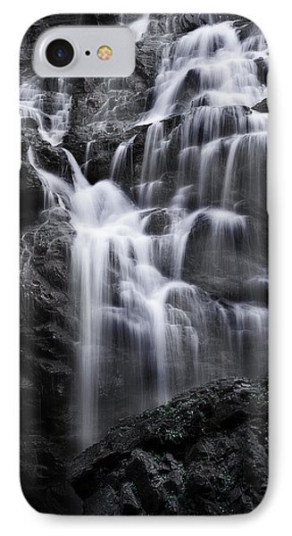 Luminous Waters IPhone Case by Janie Johnson