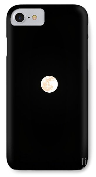 Lunar Beauty Phone Case by Rebecca Christine Cardenas