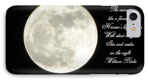 Lunar Verse Phone Case by Avis  Noelle