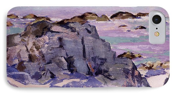 Lunga From Above Mermaids IPhone Case by Francis Campbell Boileau Cadell