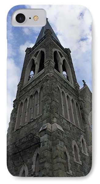 IPhone Case featuring the photograph Luray Chapel by Laurie Perry