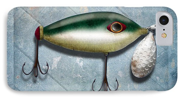 Lure I IPhone Case by April Moen