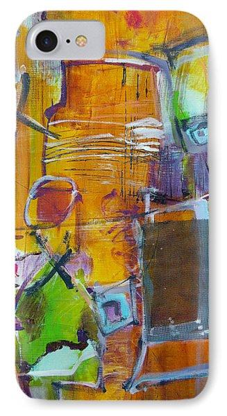 Lurker IPhone Case by Katie Black