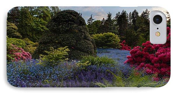 Lush Kubota Spring Landscape IPhone Case by Mike Reid