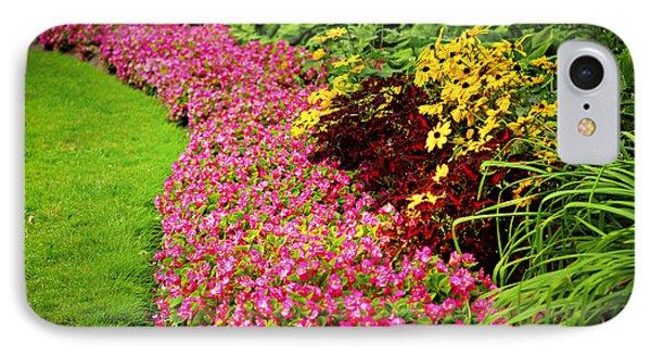 Lush Summer Garden Phone Case by Elena Elisseeva