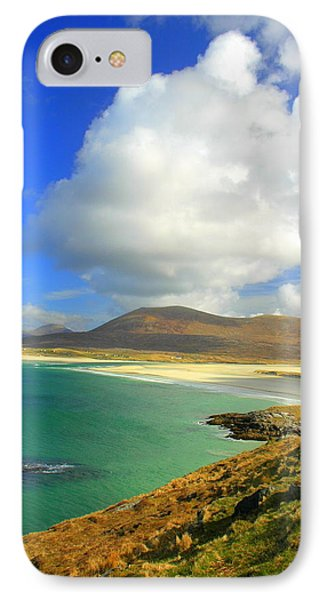 Luskentyre Beach  Phone Case by The Creative Minds Art and Photography