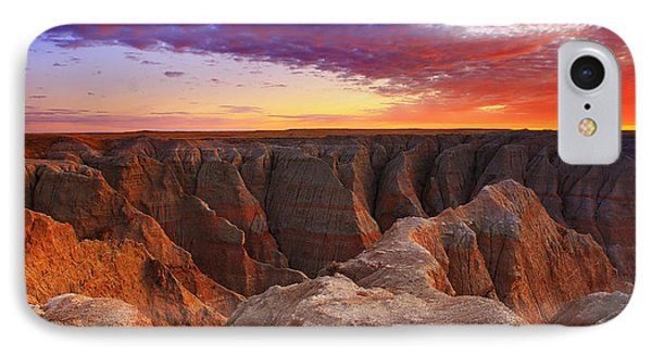 Landscapes iPhone 7 Case - Lusting Crust 1 by Kadek Susanto