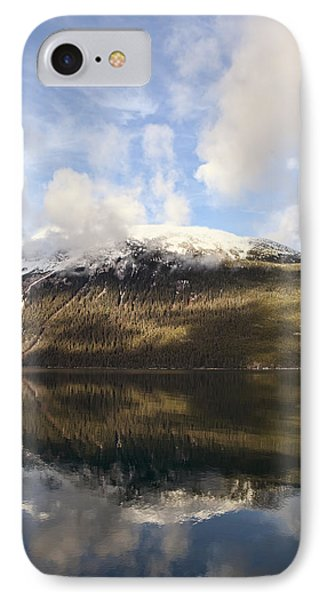 Lutak Inlet Reflections IPhone Case by Michele Cornelius