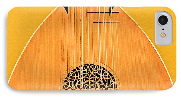 Lute IPhone Case by John Illingworth